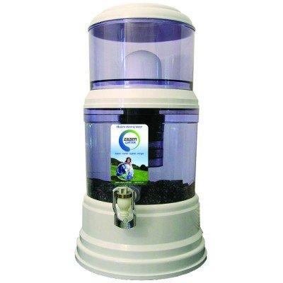 Zazen Alkaline Water filter system