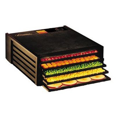 Excalibur 5 Tray Food Dehydrator - in Black or White