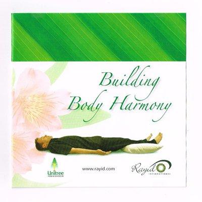 Rayid Building Body Harmony