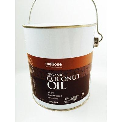 coconut oil melrose large
