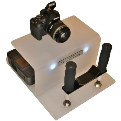 IrisCam Iridology Cameras Australia Front Top View