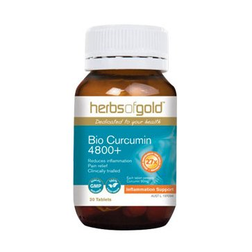 Herbs of Gold Bio Curcumin 4800+