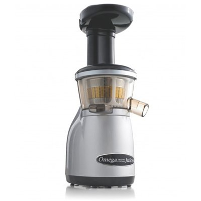 Omega VRT350 vertical masticating style juicer