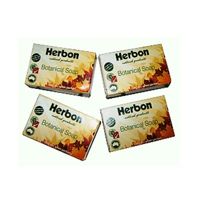 herbon botanical soap