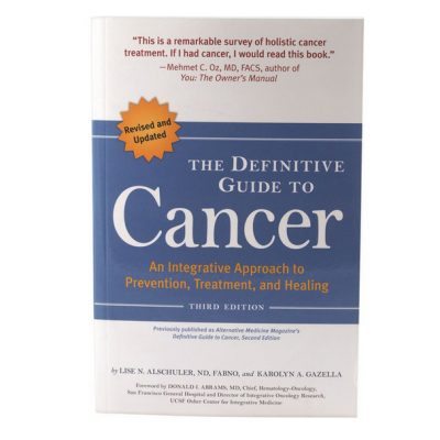 book guide to cancer