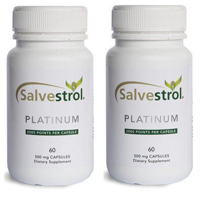 Salvestrol Platinum 90s x2 capsules Australia