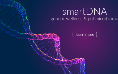 smartDNA Genomic Wellness & Smart GUT Microbiome analysis