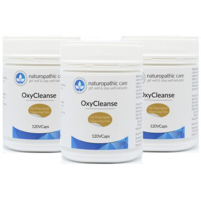 OxyCleanse x 3